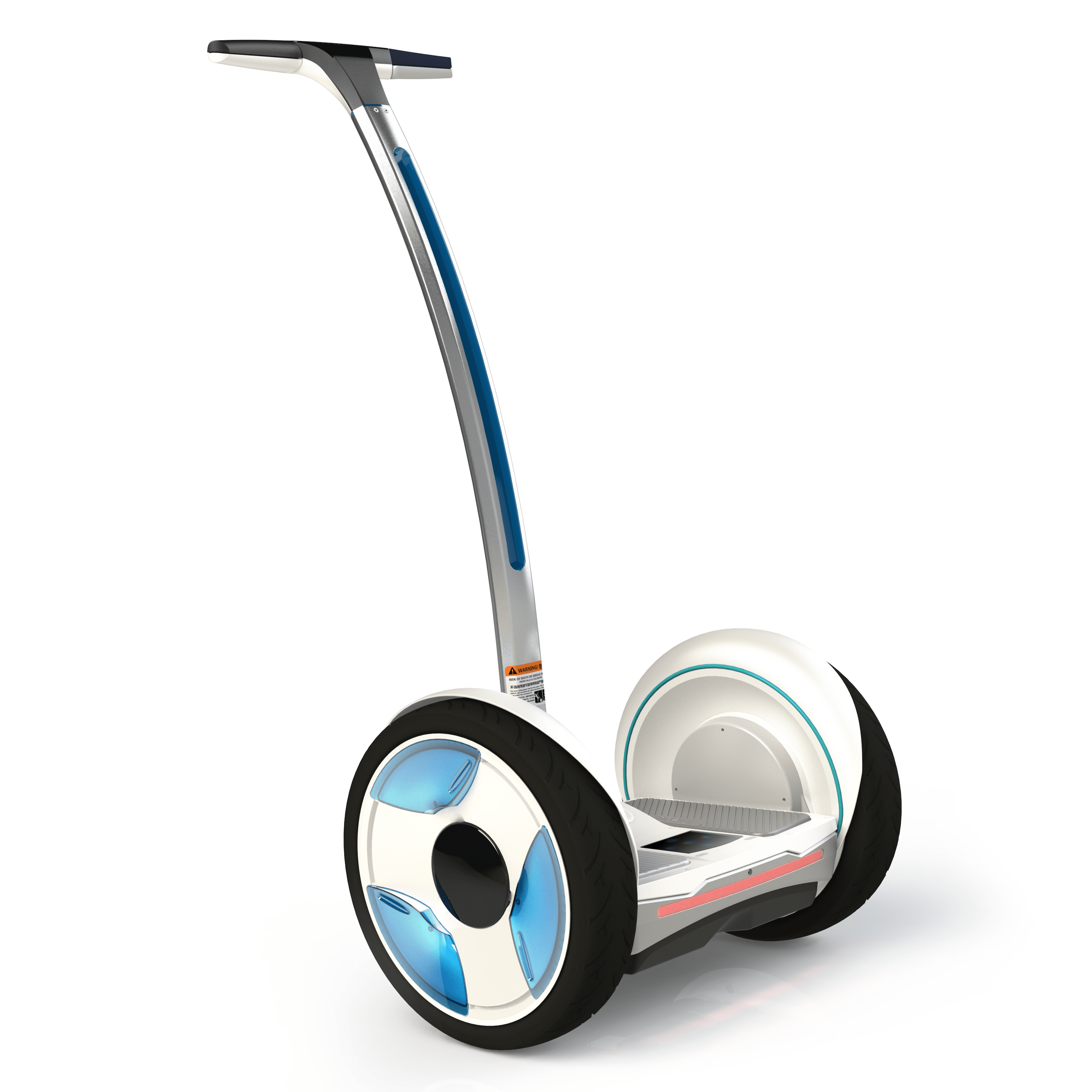 Segway Ninebot Elite, battery 470Wh.
