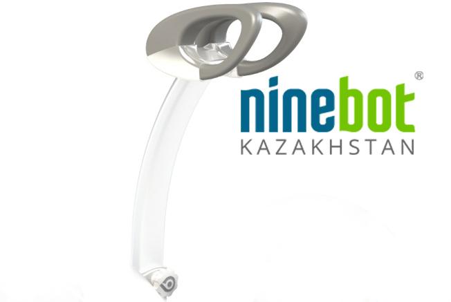 Ninebot Elite, ручка для управления коленями.