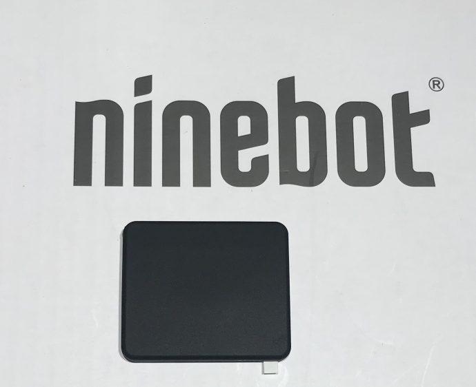 Заглушка разъёмов подсветки дэки наNinebot KickScooter ES2,ES4.