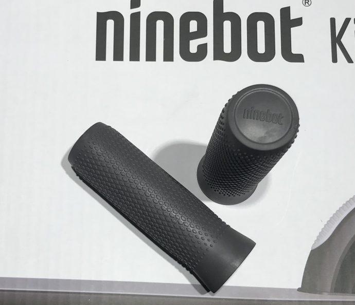 Фирменные рукоятки наNinebot KickScooter ES2,ES4.