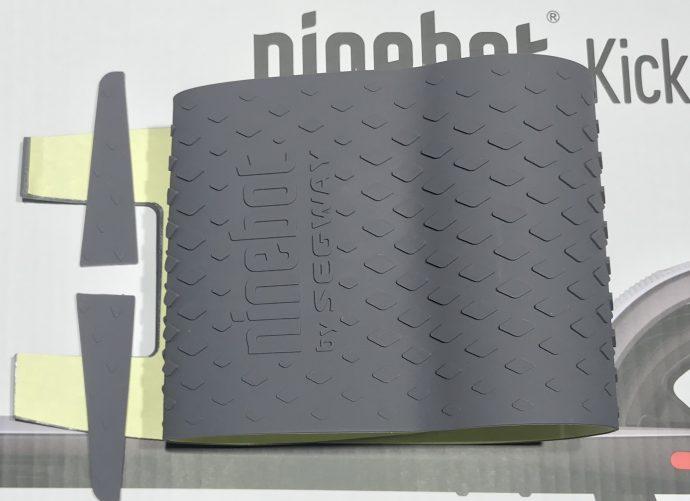 Резиновое покрытие дэки на Ninebot KickScooter ES2,ES4.