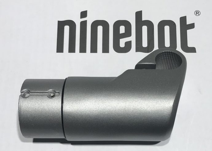 Основание руля с хомутом на Ninebot KickScooter ES2,ES4.